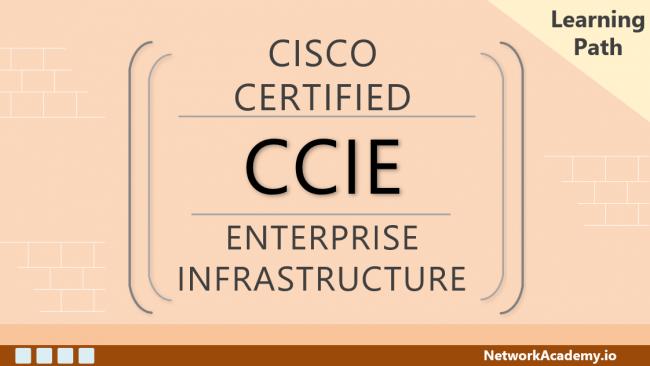 CCIE Enterprise Infrastructure