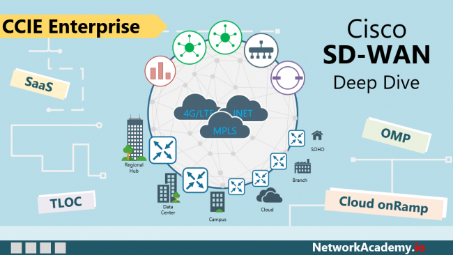 Cisco SD-WAN Deep Dive Course