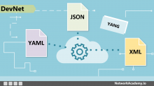 Data Formats and Data Models for DevNet students
